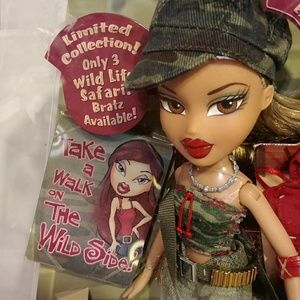 MGA entertainment Other - NIB Bratz Wildlife Safari collection Fianna